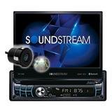 Autoestereo Dvd Pantalla Tactil Monitor Soundstream Usb Bluetooth Mp3