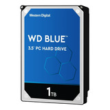 Disco Duro Interno Western Digital Wd Blue Wd10ezex 1tb Azul