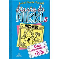 Diario De Nikki 5 - Rachel Renée Russell + Regalo