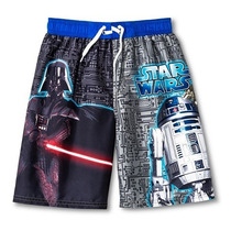 Star Wars Traje De Baño Para Niño Darth Vader Disney Store