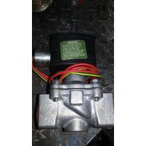 Electrovalvula 1/2 Asco De Amuminio Para Gas Marca Asco