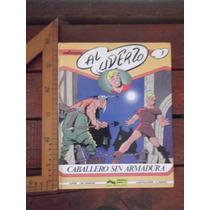 Grijalbo,libro Cómic Caballero Sin Armadura 1989 Al Uderzo