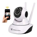 Cámara Wifi De Seguridad / Vigilancia / Baby Monitor  / Bx-1