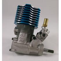 Motor O.s. Max 21 Rx-b 13810 De Nitro Para Coches R/c