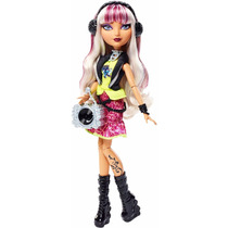 Ever After High Muñeca De Melody Piper Nueva Blakhelmet Sp