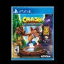 Crash Bandicoot N.sane Trilogy.- Ps4
