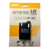 Pila Bateria Para Psp Kmd Original Modelo 1000 Fat
