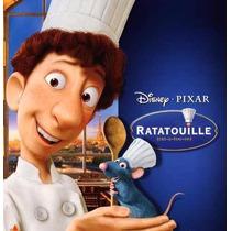 Ratatouille Pelicula Dvd