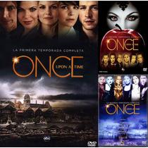 Once Upon A Time Paquete Temporadas 1 2 Y 3 Serie De Tv Dvd