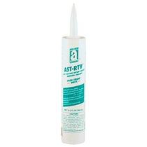 Ast-rtv 27110 Grado Alimenticio Blanco 100% De Silicona Adhe