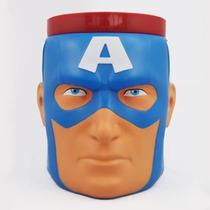 Taza Capitan America Marvel Avengers Nueva En Caja Original