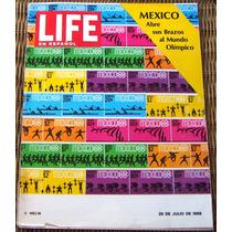 Revista Life Juegos Olimpicos 86,robert Kennedy.beisbol Juan