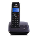 Teléfono Inalámbrico Motorola Auri3000 Negro