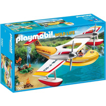 Playmobil 5560 Hidroavión Contra Incendios