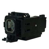 Lámpara Con Carcasa Para Nec Np905 Proyector Proyection Dlp