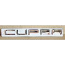 Seat Cupra - Emblema Leyenda Cupra Metalico