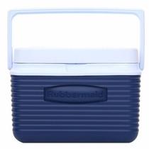 Hielera 5 Cuartos Azul A0904 Azul Rubbermaid