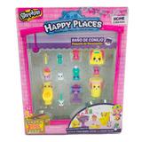 Shopkins Happy Places Baño De Conejo Moose