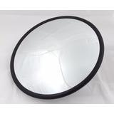 Espejo Concavo 6  Pulgadas Redondo Cromado (convexo Real)