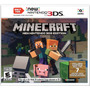 ..:: Minecraft ::.. Para New Nintendo 3ds A Meses Sin Intere