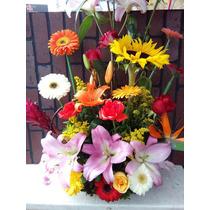 Arreglo Floral (incluye Distintas Flores)