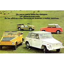 Accesorios Vw Originales Safari Thing 181