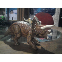 Dinoraiders Triceratops 1 Jurassick Park Dinosaurio Godzilla