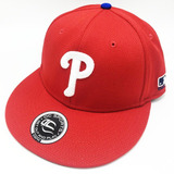 Gorra De Beisbol Original Mlb Team Phillies Ajustable f07320ad9db