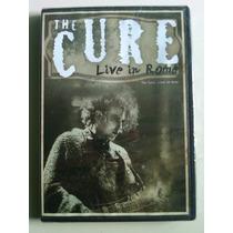 The Cure Live In Rome Dvd Nuevo Cerrado Nacional