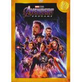 Avengers Endgame Marvel Pelicula Dvd