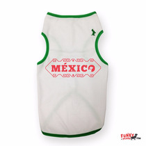 Tank Top, Mexico, Talla Xs, Funky Perro.