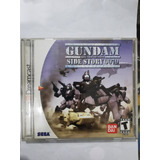 Gundam Rise From The Ashes 0079 Dreamcast