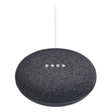 Google Home Mini Asistente De Voz Negro Charcoal