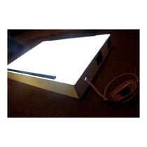 Negatoscopio Profesional Con Lámpara Ahorradora