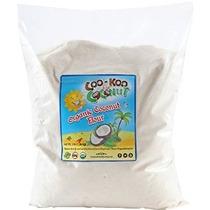 Orgánica De Coco Harina ÷ É Sin Gluten ÷ É Raw Coco Hari
