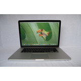 Computadora Macbook Pro Original