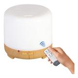 120ml Humidificador Aromaterapia A Control Remoto Color Rgb