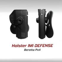 Piernera Holster Beretta Px4 Funda Pistola Tactica Militar