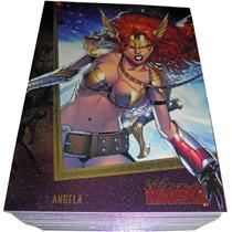 2013 Women Of Marvel Series 2 Set Base 90 Tarjetas