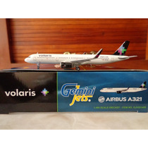 Avion A321 Con Sharklets De Volaris Escala 1:400 Gemini Jets