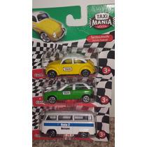 Taxis 3 Modelos