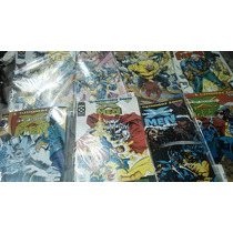 Xcutioner. Cable. Xmen, Flipbook, Marvel. Español