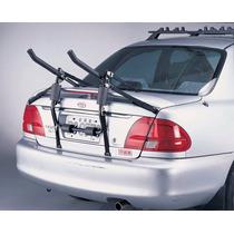 Rack Porta Bicicleta Metal Para Cajuela Universal