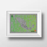 Mapa Rascable Pueblos Magicos