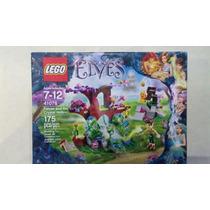 Lego 41076 Elves Hadas Y El Arbol De Cristal Farran Js