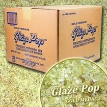 Caramelo Palomitas Maíz Glaze Pop Gold Medal Bolsa 2 Kgs.