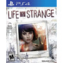 Square Enix Life Is Strange Standard Edition, Ps4 Básico Pla