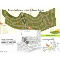 Terreno En Valle De Bosquencinos 1era. Etapa, Lote 12 Manzan