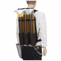 Despachador Triple Dispensador Cerveza Bebidas Backpack Beer