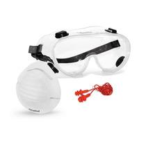 1 Piezas Goggle, Protector Auditivo Y Santul
